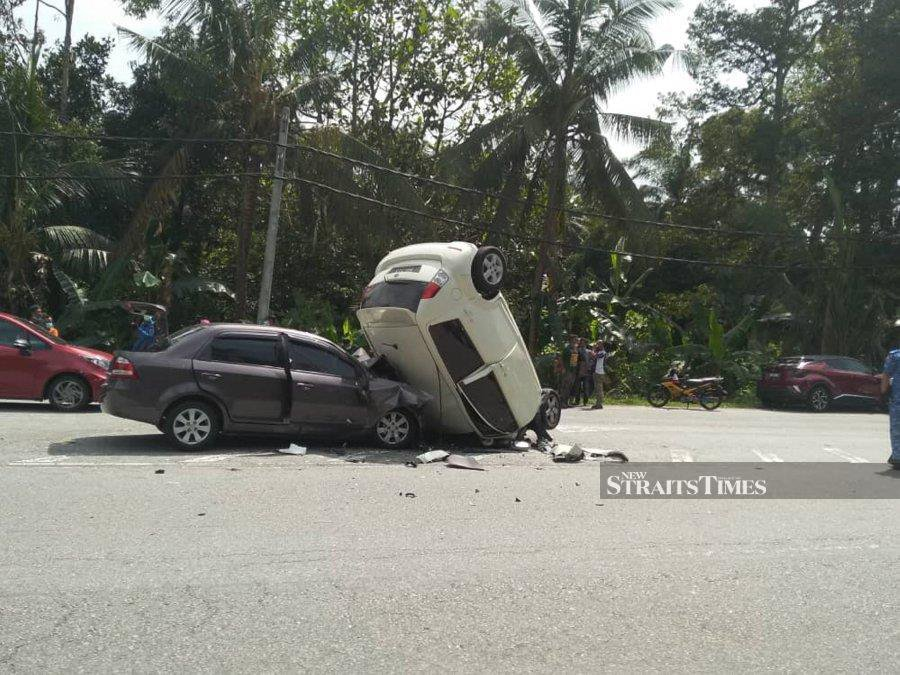 The budget did not address solutions to road traffic accidents leading to deaths, says MRTSA. - NSTP file pic, for illustration purposes only