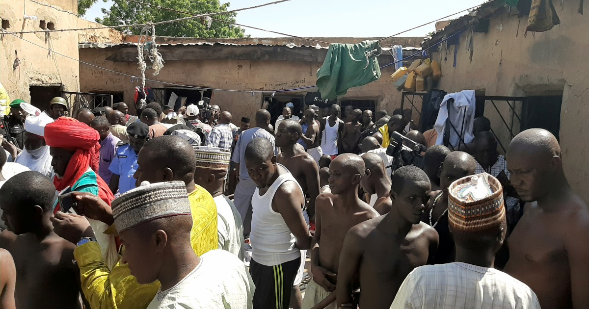 Nigerian police rescue hundreds from another 'torture house'