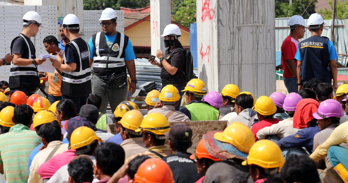 foreign workers in malaysia Malaysia said it will suspend the recruitment of foreign workers while it assesses gaps in the labor force, a second flip-flop on employment policies this month after objections over the plans.
