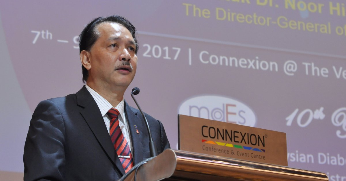 Malaysia's Health DG elected exco of International Society of Surgery