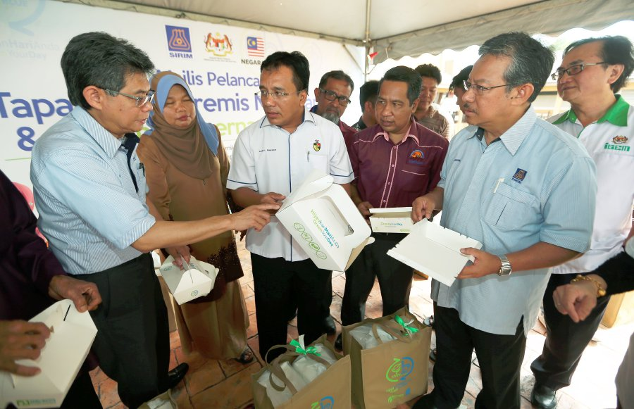 Sirim Launches Pilot Project To Generate Electricity From Food Waste