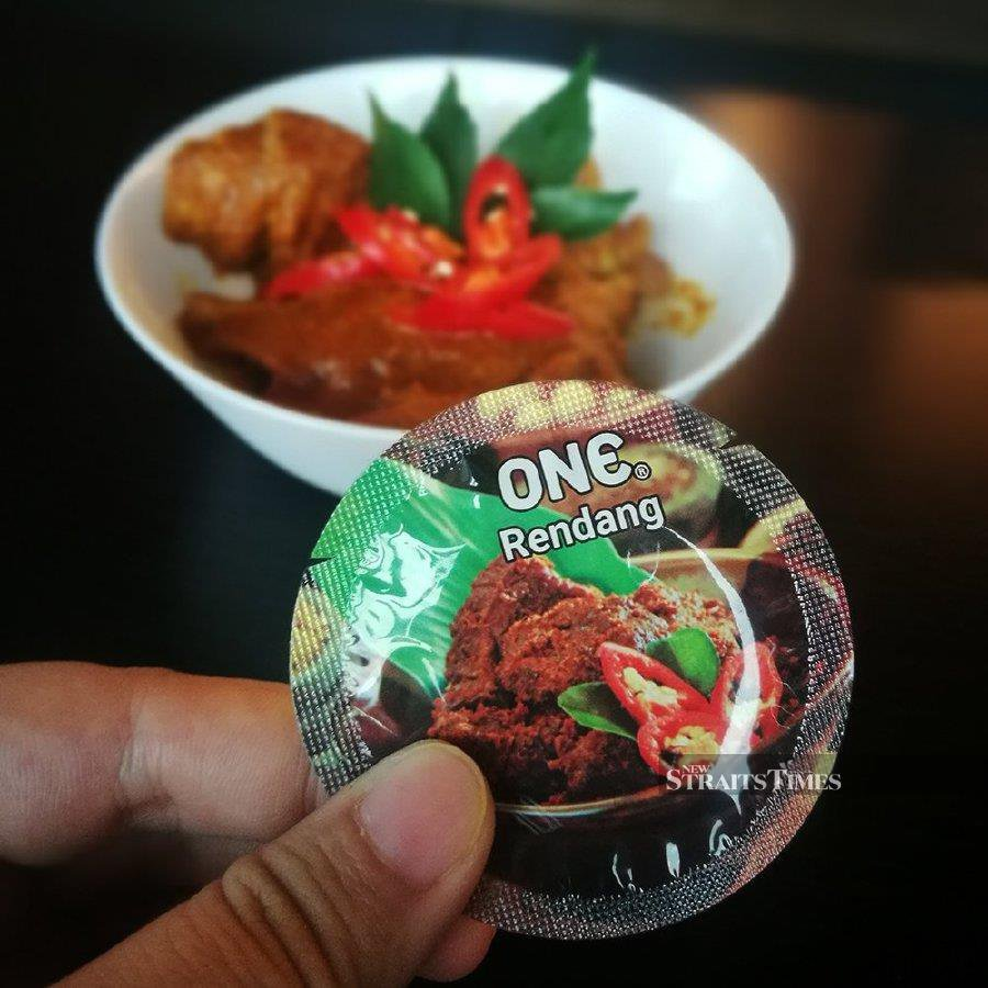 Spicy Rendang condoms is the fourth release in Karex Bhd's quirky Malaysian series, which began in 2016 with creamy durian, fragrant nasi lemak in 2017 and frothy teh tarik in 2018.
