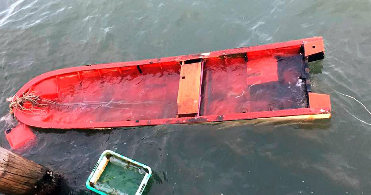 Villagers rescue 13 after boat capsized off Inderasabah waters in Tawau