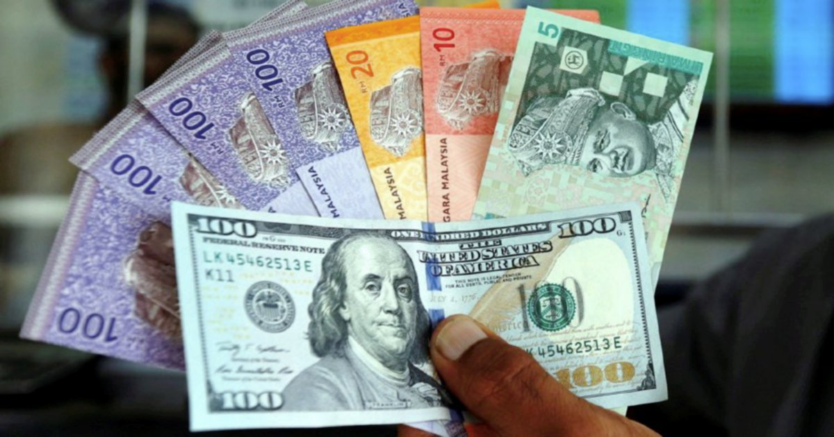 Ringgit Falls To 4 210 Against Us Dollar Over Political Uncertainty