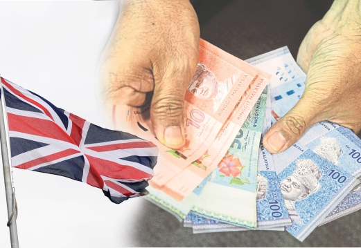 Economist Says Ringgit Could Rise To Rm4 Against Pound Sterling