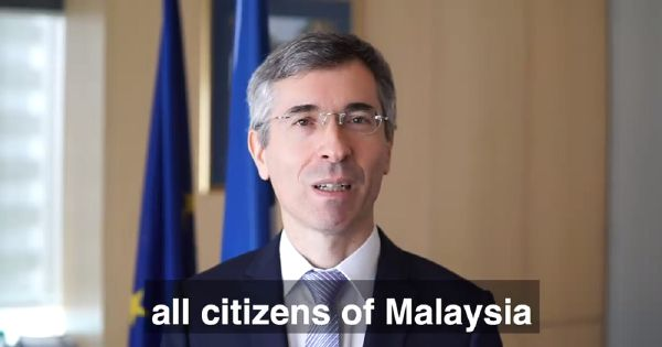 Magnifique! French ambassador congratulates M'sians on GE14 in flawless Malay