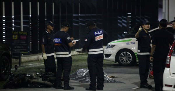 2 shot dead, 1 wounded, 3 arrested following shootout with police in Damansara Jaya