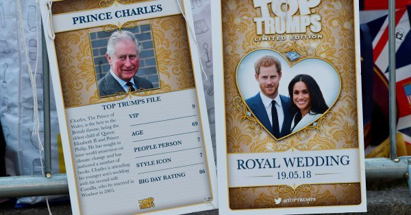 Just In: Prince Charles to walk Meghan Markle down aisle