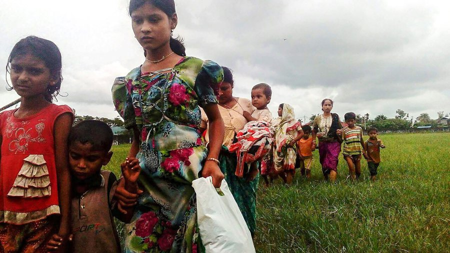 Security forces kills seven Rohingya Muslims in Mayanmar