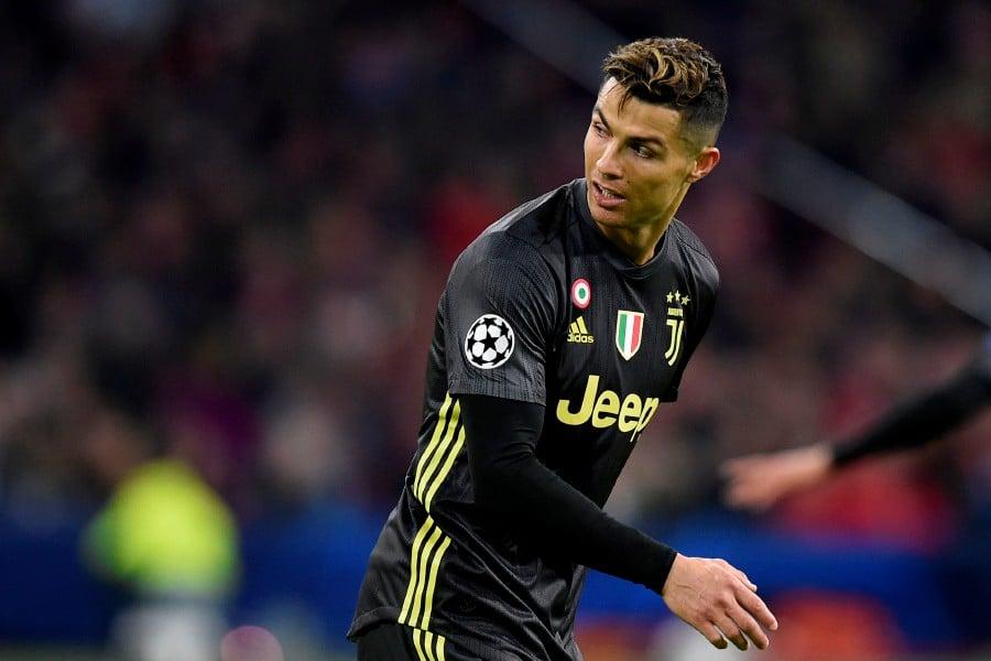 Returning Ronaldo Give Juventus Edge Against Impressive Ajax New
