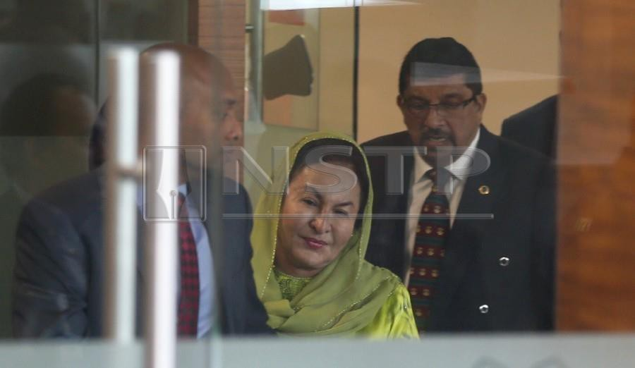Wife of ex-Malaysian PM arrested by anti-graft agency