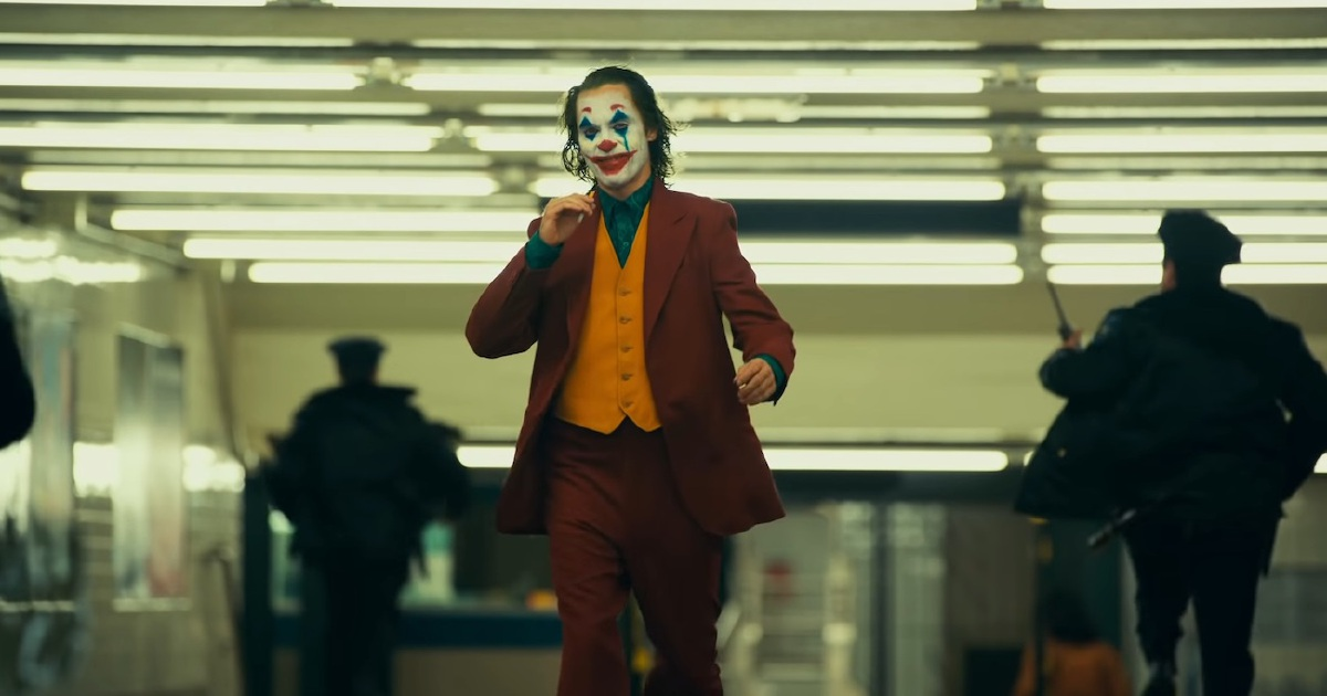 'Joker' laughs at top of box office for second week