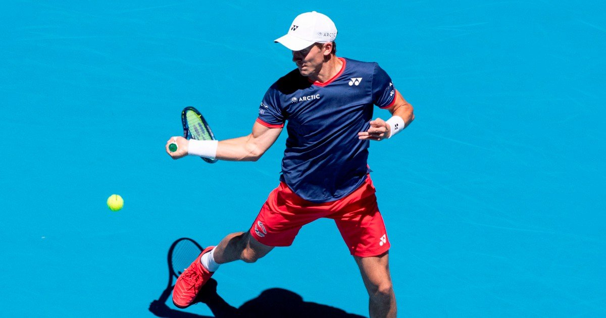 Young gun Ruud claims another big scalp at ATP Cup