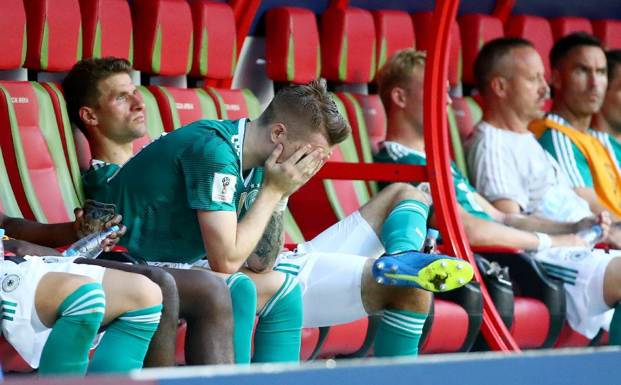 How sad!' says Merkel spokesman after Germany World Cup exit | New