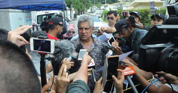 Najib dismayed over indiscriminate seizure of family items