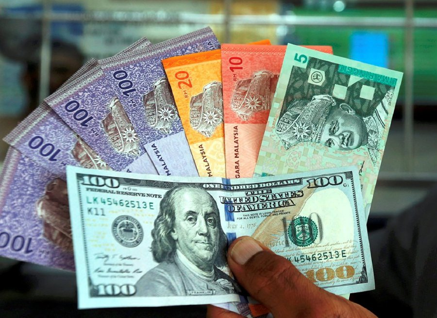 Sept 26 Ringgit Opens Lower Against Us Dollar