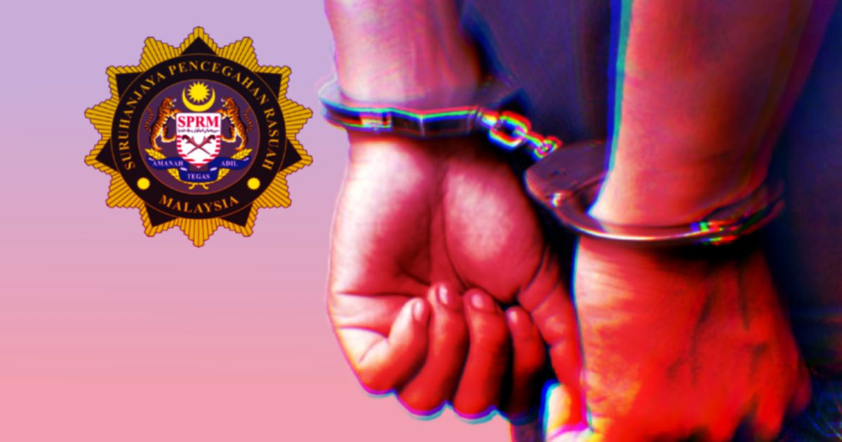 OCS, another cop nabbed for taking RM6,000 bribe during MCO