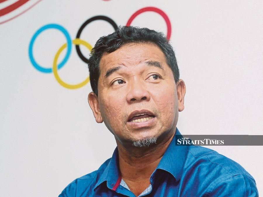 National Sports Council director-general Datuk Ahmad Shapawi Ismail. NSTP FILE PIC
