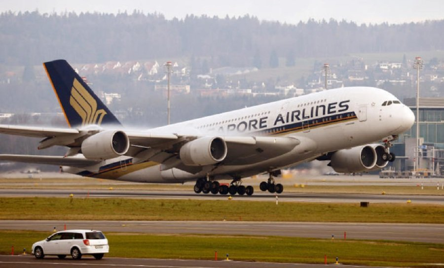 Singapore Airlines steward arrested at New Delhi airport for smuggling gold