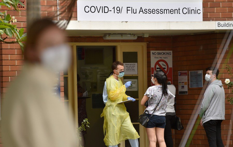 Covid-19: Australia cases leap to almost 2,000 amidst lockdown ...