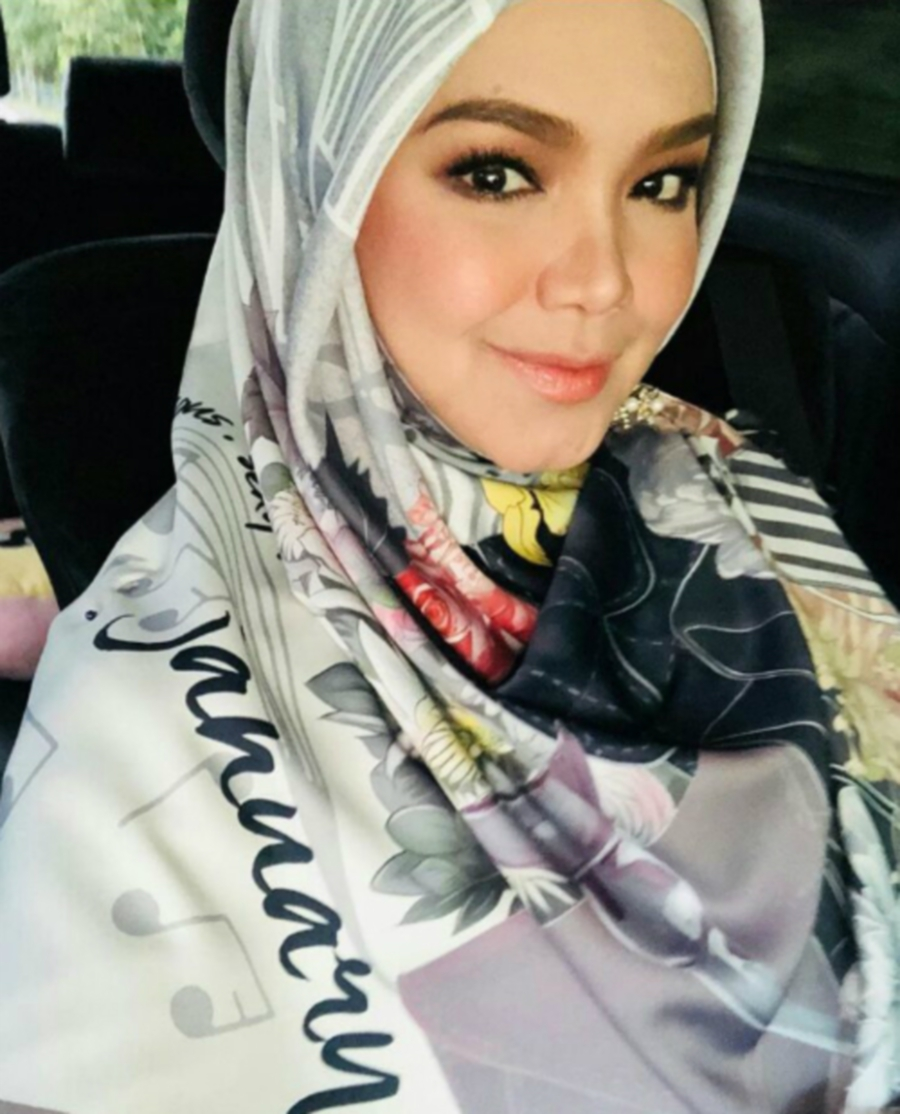 Singer Datuk Seri Siti Nurhaliza Tarudin Plans To Get Back To Work Actively Only When Her Yet To Be Born Baby Is Six Months Old