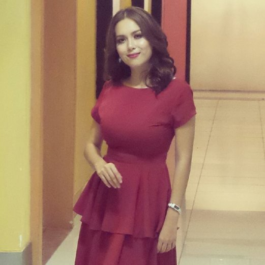 Actress Siti Saleha Sets Her Eyes On Indonesia New