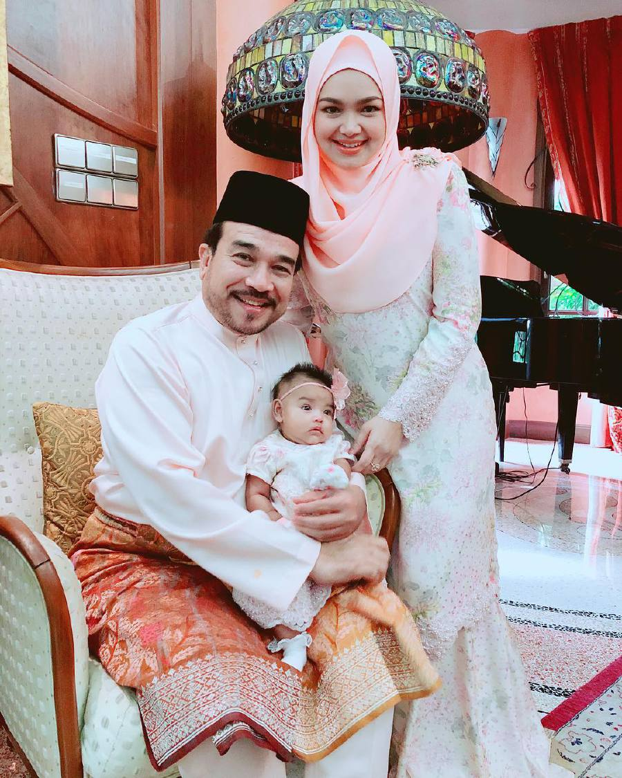 Siti Nurhaliza S Heartwarming Journey To Motherhood New