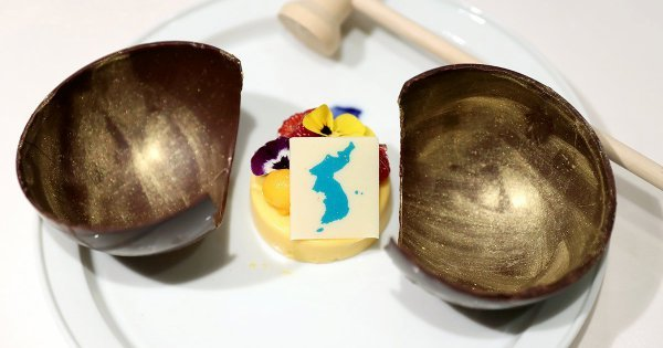 Japan demands Koreans rethink mango mousse dessert to be served at North-South summit