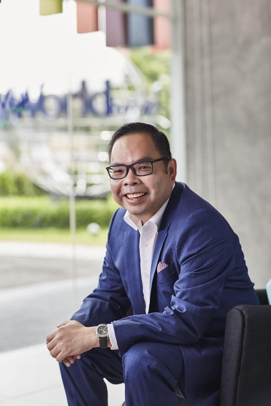 SkyWorld founder and group managing director Datuk Ng Thien Phing said despite being a relatively young and emerging developer, the company is always on the lookout for innovative funding.