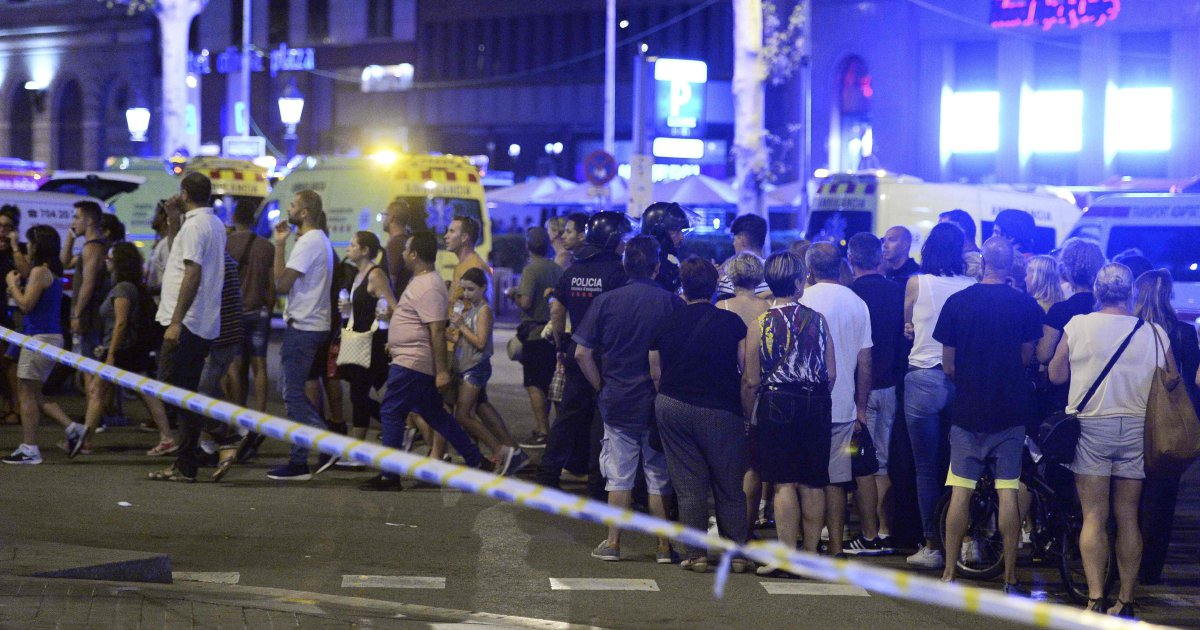 World voices solidarity with Spain after terror attack