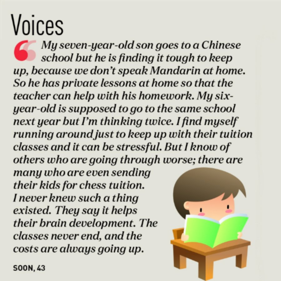 The cost of children's education | New Straits Times