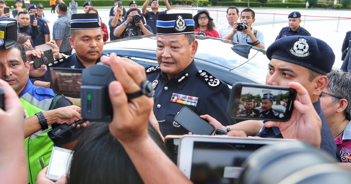 IGP: Stop speculating and spreading fake news