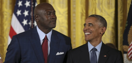 Basketball legend Michael Jordan invests in esports