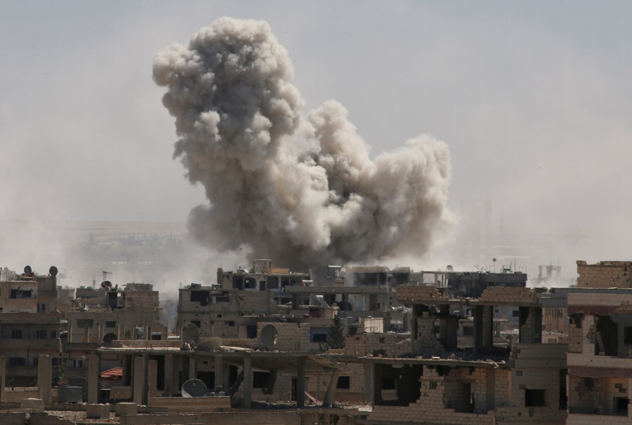 US Coalition Airstrikes Causing 'Staggering Loss of Life' in Syria — UN Investigator