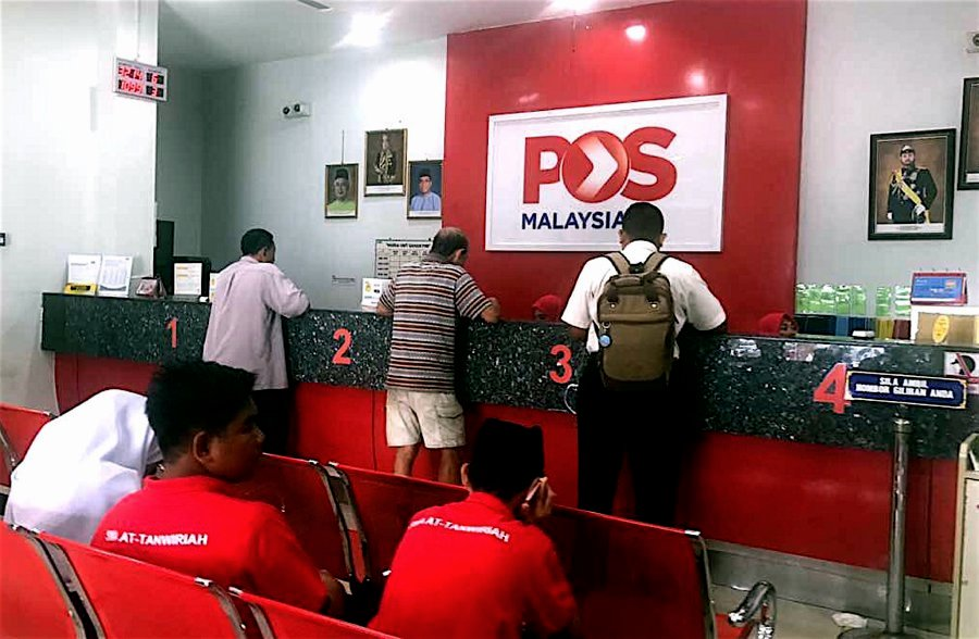 Several Post Offices In Penang Run Out Of Road Tax Stickers Motorists Fume