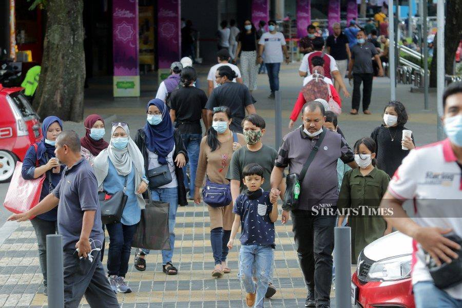 More optimistic outlooks are on the cards, with the recent announcement of the government's health accreditation scheme for hotels and the agreement forged between Malaysia and Singapore to gradually relax people-to-people movement by August. - NST file pic