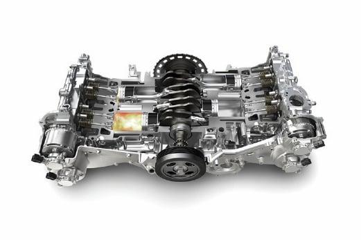 alfa romeo 146 boxer engine