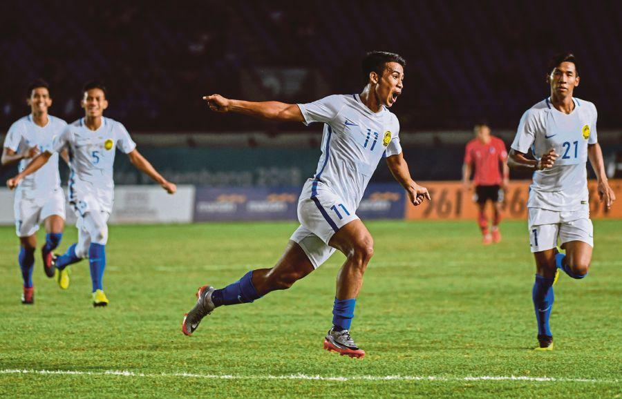 Malaysia Stun South Korea To Top Group E