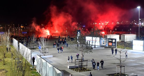 UEFA charge Lyon with 'racist behaviour' at CSKA game