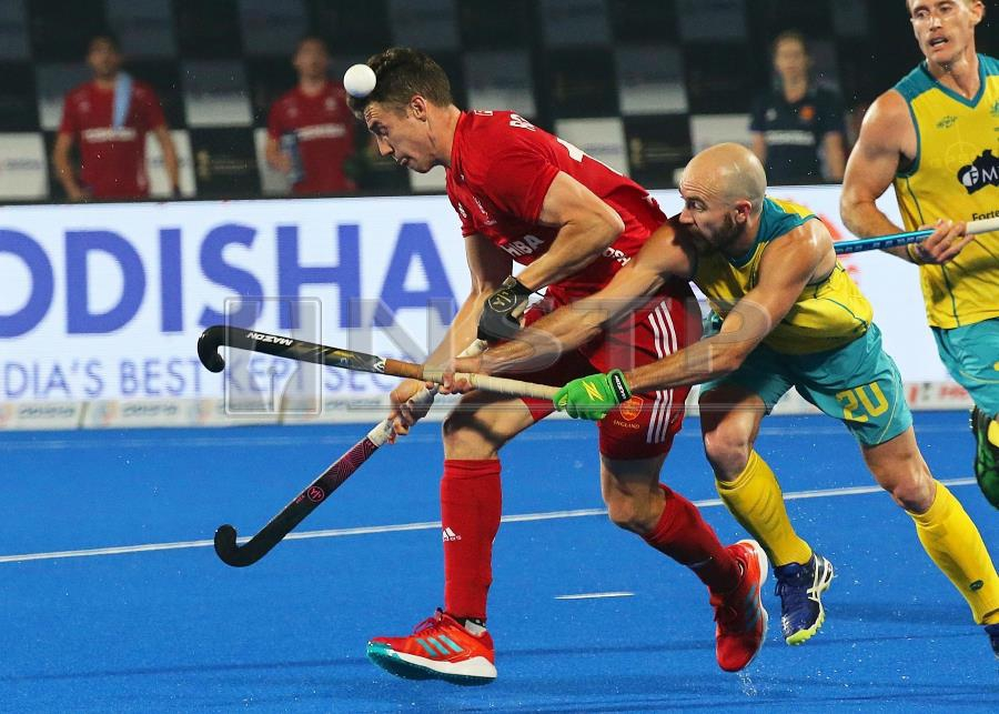 Kookaburras wary of newcomers China | New Straits Times