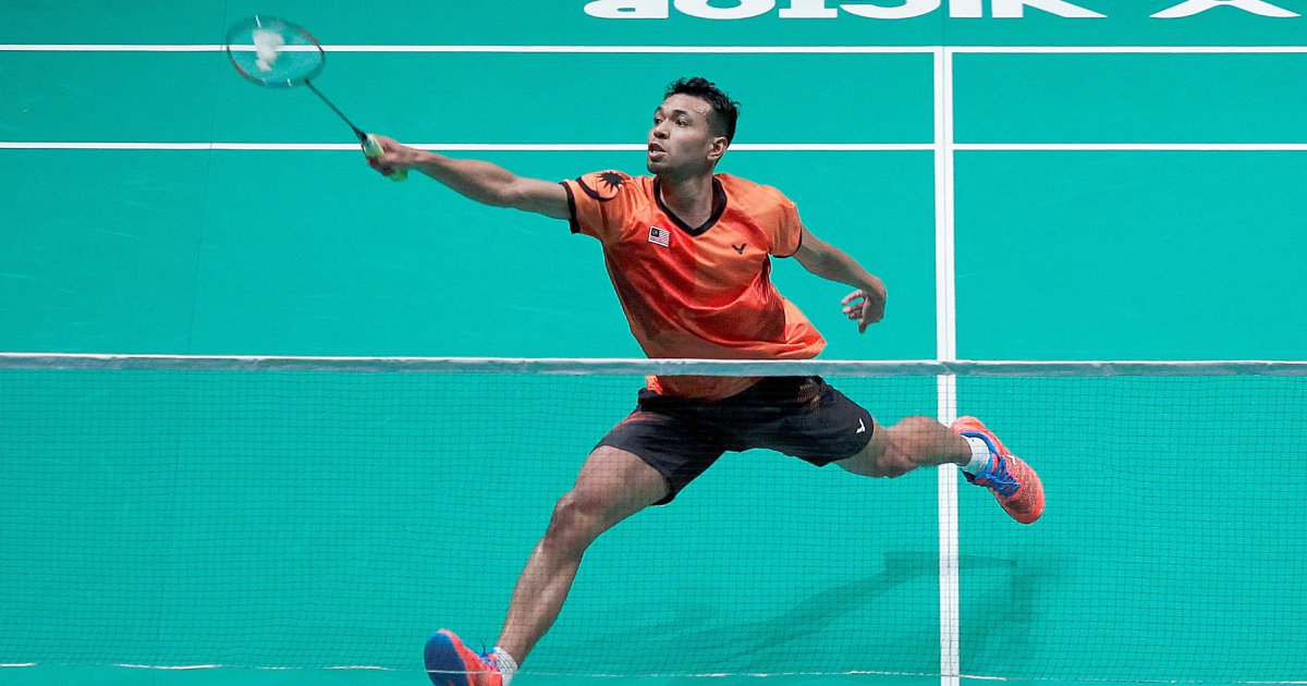 We're in! Malaysia qualifies for Sea Games badminton final with win over Singapore