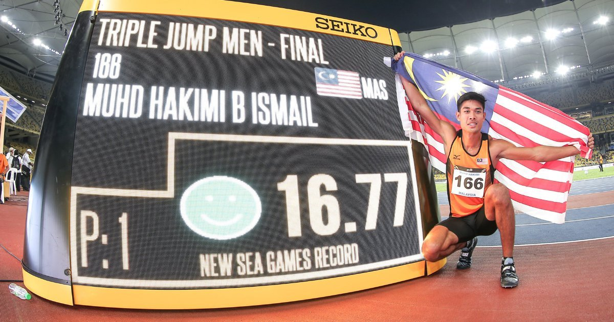 KL2017: After record-breaking feat, Hakimi sets sights on Commonwealth Games