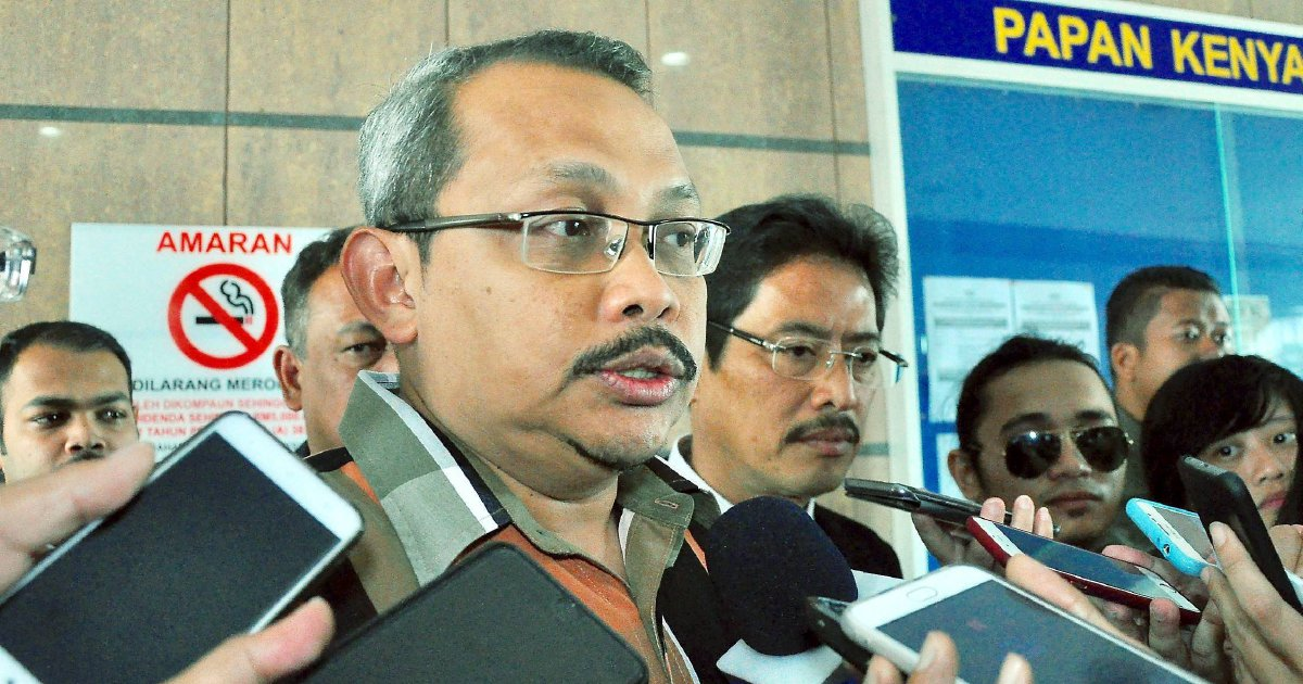 AG Chambers sets up taskforce, investigate allegations of MACC chief's illicit affair