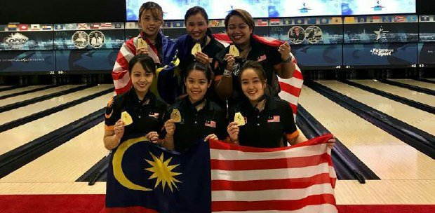 Bowling) New men's, women's national champions crowned | New