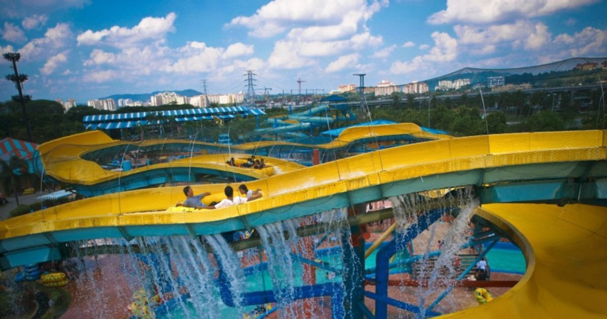 The Once Popular Theme Parks In Malaysia