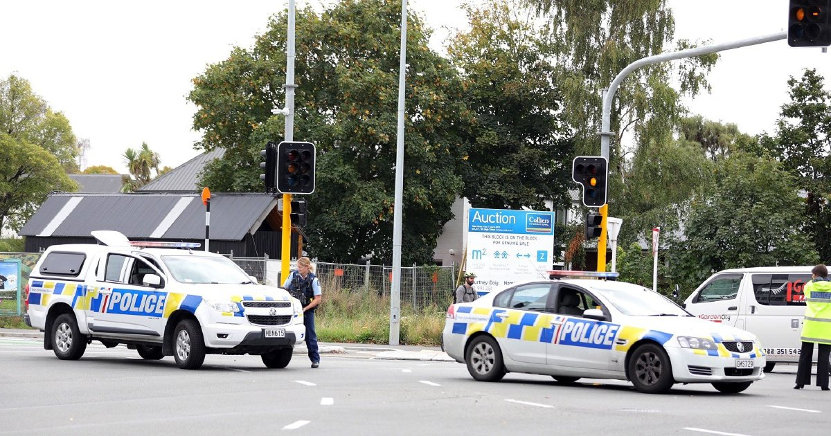 Do not share shooter's footage of Christchurch mass shootings