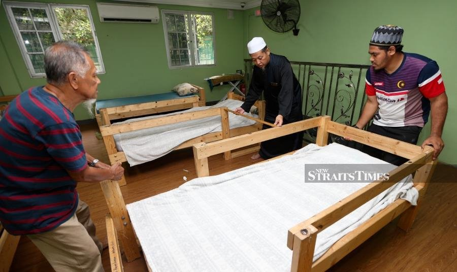 All religious schools which are registered with the Education Ministry and state authorities are allowed to resume from July 15 onwards - NST pic