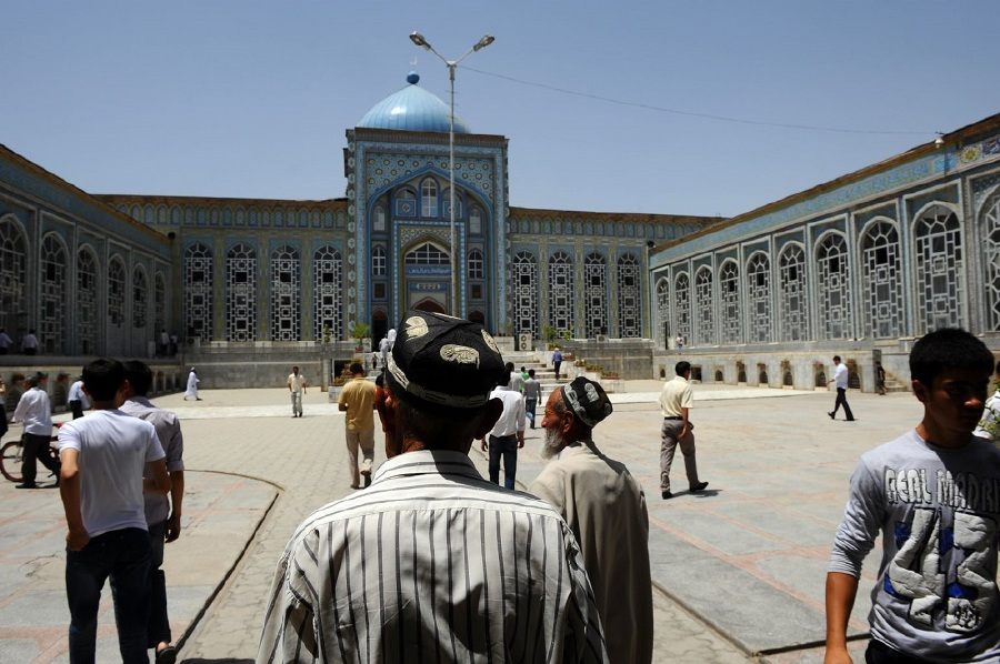 The government of Tajikistan has urged its Muslim nationals to avoid going to mosques for Friday prayers as a precaution against the spread of coronavirus. - NYT