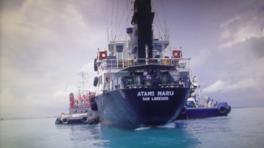 Three tankers, crew detained over illegal oil transfer | New