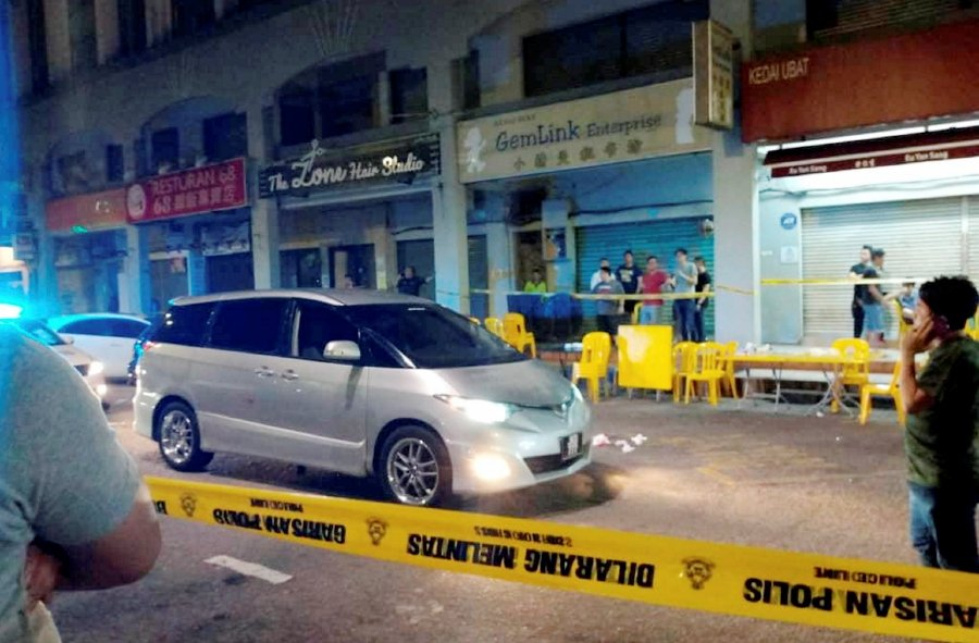 Businessman shot dead in Kuantan | New Straits Times | Malaysia